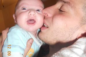 màn homme est notre fils je vous aime PQT mes amour