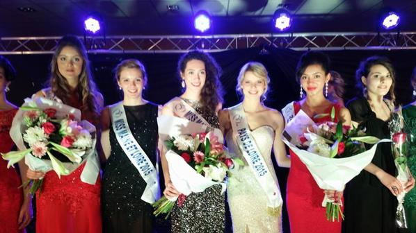 Miss Maine et Loire 2016 est Carla Loones