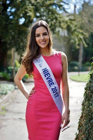 Miss Nièvre 2017 est Mélanie Soares