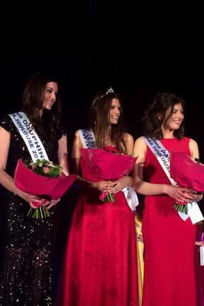 Miss Toulouse 2017 est Julia Carcassès