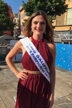 Miss Perpignan 2017 est Mathilde Gotty