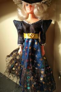 Une robe improbable