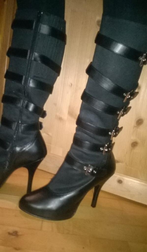 mes nouvel bottes