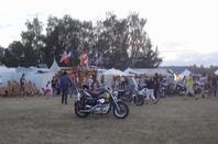 Superbe ballade en moto à Steinbourg....
