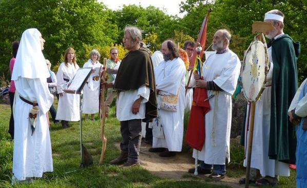 Rassemblement druidique Uerigion de Betaine