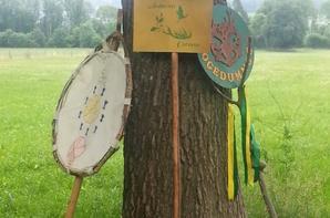 Création du bosquet druidique Arduenis Correos