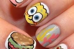 ongles originaux.