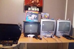 Mon ancienne chambre bien moche mais important de voir l'avant ;)