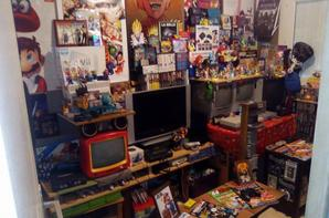 Ma gaming room