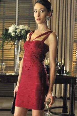 Garde robe de Nikita