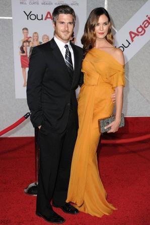 Dave et Odette Annable