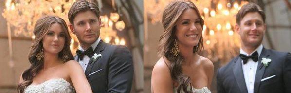 Jensen et Danneel Harris Ackles