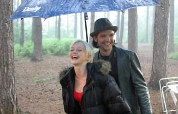 Andrew Lee Potts et Hannah Spearitt