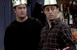 Chandler & Joey