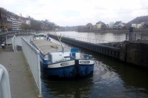 Parmi les 15 bateaux de cette journée record, ESTHER (NL) et NAUTICA (B) le dernier Michot...