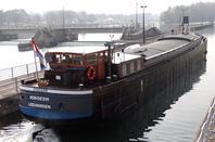 Le retour sur la Haute-Meuse des PENHOËT (B), MON DESIR (NL) & LADY NIGHT (B)
