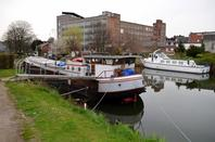 Le Canal de l'Ourthe et ses bateaux-logements...(suite et fin)