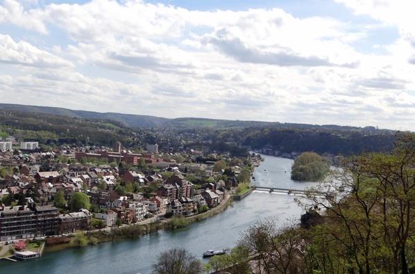 Balade à la citadelle... Namur la belle   ;)