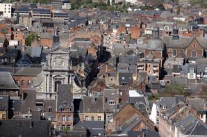 Namur un peu de hauteur, pour notre bonheur...