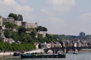 Le trafic de Mai 2014 à l'entrée de la Haute-Meuse...