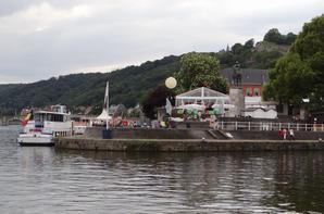 La Namourette, entre Meuse & Sambre... CAP ESTIVAL au Grognon... -  Les derniers mois à bord pour André Kartner et son épouse, le beau CORONA DEL RIO cherche toujours l'amateur de beau spits  ;)