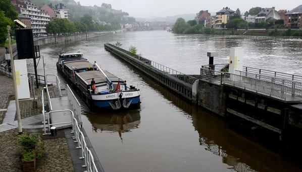 Les amis du KAIROS de retour sur la Haute-Meuse  ;)