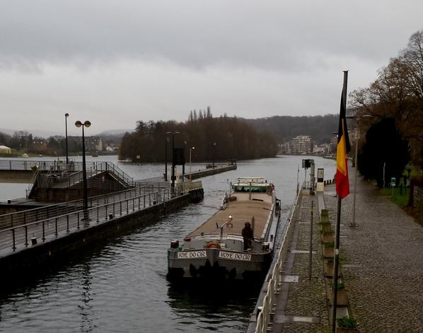 VOYE DO CIR , MENTOR, LUDOVIC et SUNRISE  ce 10 décembre sur la haute-Meuse.