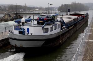 Nouveau sur la haute-Meuse, ILSA (NL) Maasbracht, rejoint Givet.