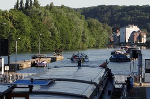 Affluence et chaleur pour cette dernière de juin 2015 - Statistiques en nombre de bateaux entre 2001 & 2015