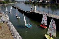 Record annuel avec 57 bateaux... dont une sassée de 22 unités avec 16 voiliers...