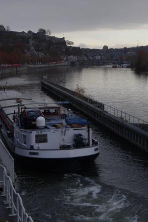 Les derniers plaisanciers...    Et les parcours de Pierre Lemoine en Meuse française  ;)