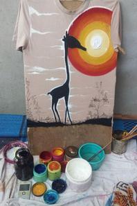 i love my creativity my luck is my way tinkpon kainfri wear