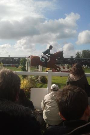 Journée au Lion d'Angers♥♥♥(épreuve de saut du 18/10/15)