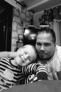 un peu de moi et mon fils