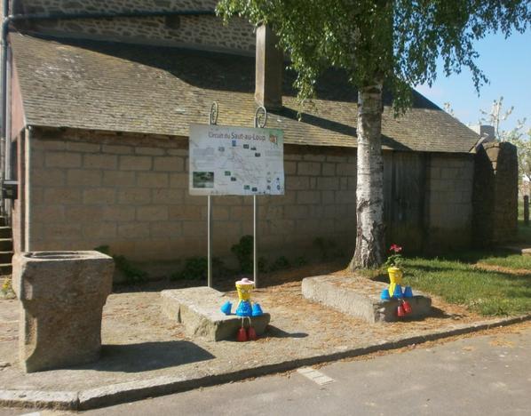 décoration du bourg de notre commune