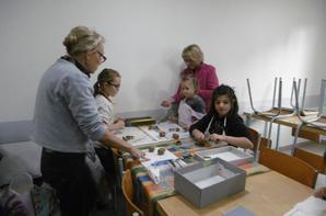 atelier déco de Noël en argile + loto enfants le 30 octobre 2018