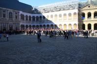 Saint Michel à Paris 2014