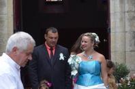 Mariage Emilie et Mickaël 12 juillet 2014