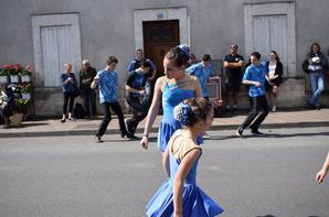 Festival des Majorettes de St Aigulin 2016