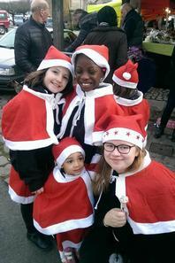 Marché de Noël de Charroux le samedi 9 décembre 2017