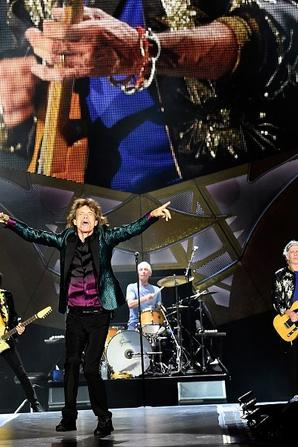 17 juin 2015 - The Rolling Stones North American 'ZIP CODE' Tour - Nashville