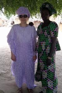 Excursions a la Somone brousse et village avec nos amis du royal baobab