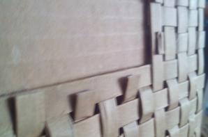 cadre pêle-mêle en carton