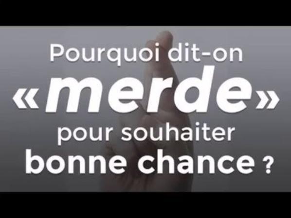 BONNE MERDE!!