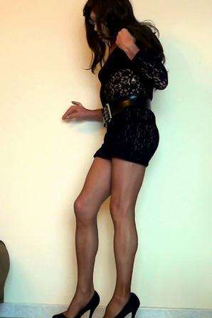 tunique noire