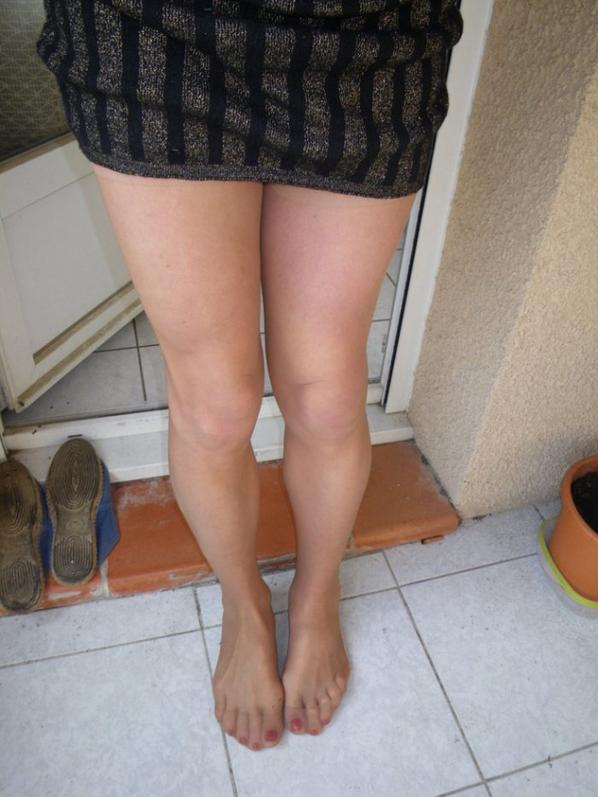 Mes jambes