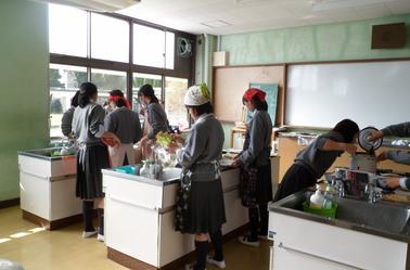 PHOTOS Cour de cuisine