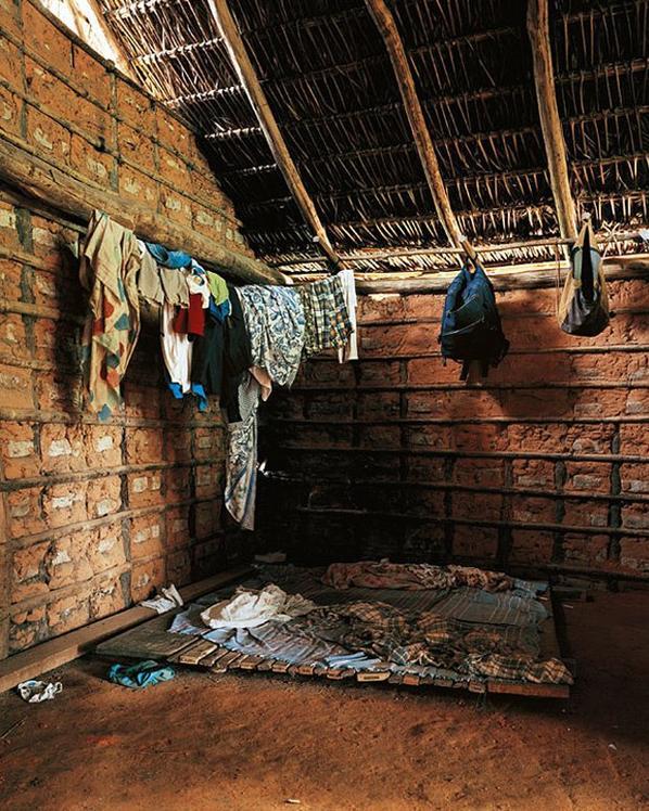 Ahkohxet, 8 ans, Amazonia, Brésil