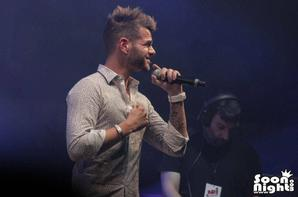 Photos de Keen'V au NRJ Music Tour de Lyon