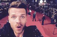 Photos de Keen'V aux NRJ Music Award